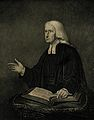 John Wesley. Stipple engraving after W. Hamilton, 1788. Wellcome V0006238.jpg