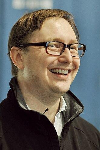 John Hodgman - Hodgman in 2008