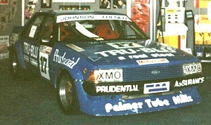 Ford Falcon (XD) - Dick Johnson and John French won the 1981 James Hardie 1000 driving a Ford Falcon (XD)