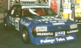 DJR Team Penske - 1981 Tru-Blu sponsored Ford XD Falcon