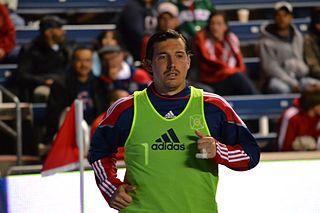 Jon Conway American soccer player