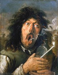 Joos van Craesbeeck - The Smoker.jpg
