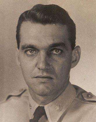 Muñiz Air National Guard Base - Lieutenant Colonel José Antonio Muñiz, co-founder of the PRANG.