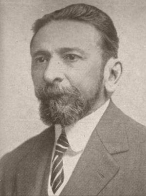 José Veríssimo - José Veríssimo, ca. 1900.