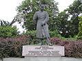 Josef Pilsudski monumnt in Torun.JPG