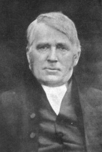 Joseph Sturge - Joseph Sturge (1793-1859)