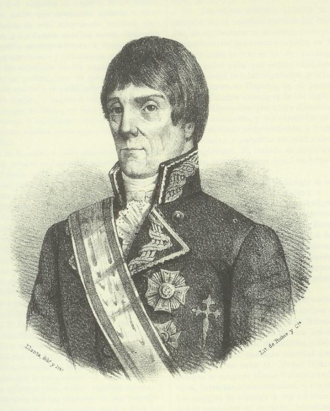 José de Bustamante y Guerra - José de Bustamante y Guerra