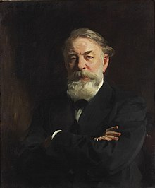 Joachim by John Singer Sargent, 1904 (Source: Wikimedia)