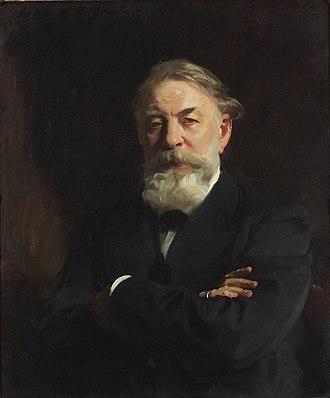 Joseph Joachim - Joseph Joachim, John Singer Sargent, 1904