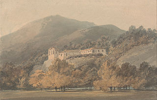 Santa Lucia, A Convent near Caserta