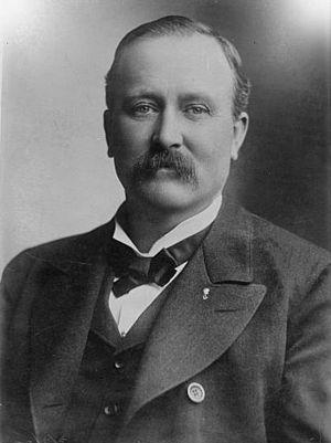 Fordney–McCumber Tariff - Image: Joseph W. Fordney