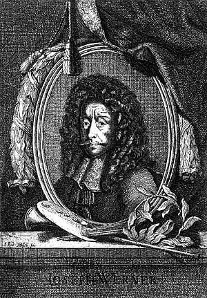 Joseph Werner - Joseph Werner in 1769.