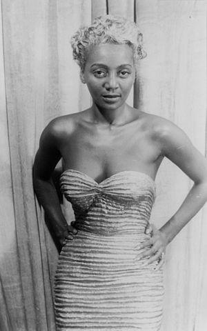 Joyce Bryant - Joyce Bryant, c. 1953.