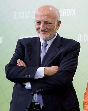 Juan Roig - Juan Roig in October 2013