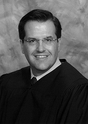 Stephen Murphy III - Image: Judge Murphy