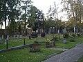Judiska begravningsplatsen i Norrköping den 6 oktober 2005, bild 1..JPG