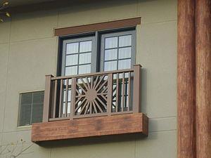 Balconet - Balconet exterior