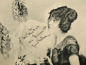 June Mathis - Photograph published 1923