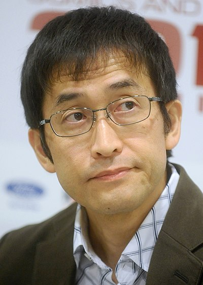 Picture of an author: Junji Ito