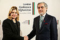 Justine Greening and Chief Executive Officer of Afghanistan Abdullah Abdullah.jpg