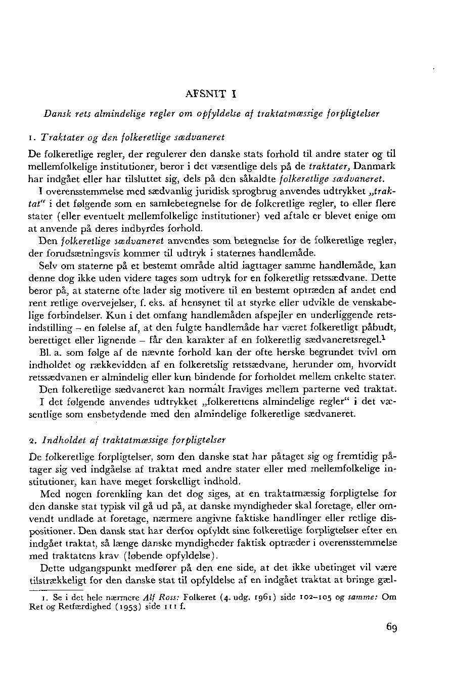 dansk rets almindelige regler