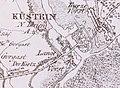 Küstrin und Umgebung etwa 1814.jpg