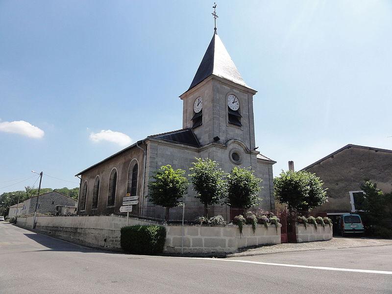 Kœur-la-Petite (Meuse) église