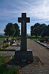 Kříž na hřbitově, Sebranice, okres Blansko.jpg