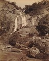 KITLV 92199 - Unknown - Kulhutty waterfall in India - Around 1870.tif