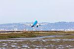 KLM Airbus A330-203 PH-AOM (16834877826).jpg