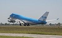 PH-BFY - B744 - KLM