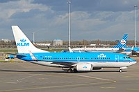 PH-BGM - B737 - KLM
