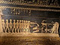 KV17, the tomb of Pharaoh Seti I of the of the burial chamber, Nineteenth Dynasty, astronomical vaulted ceiling Valley of the Kings, Egypt (49867418546).jpg