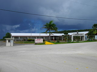 Kagman High School School in Saipan, MP