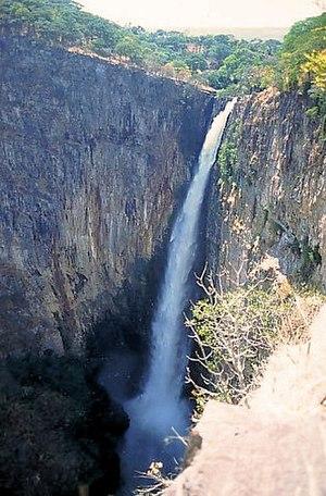 Kalambo Falls - Image: Kalambo Falls