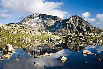 Kamenitsa Peak (Pirin) - Image: Kamenitsa Pirin IMG 2731