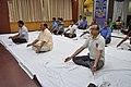 Kapalabhati - International Day of Yoga Celebration - NCSM - Kolkata 2017-06-21 2471.JPG