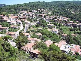 View of Karyes.