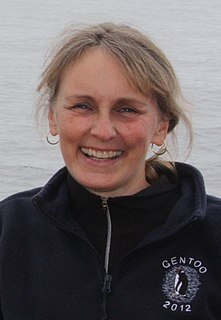 Physical oceanographer and Professor of Environmental Sciences at the University of East Anglia