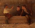Karl Witkowski - Three Newsboys.jpg