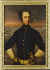 Portrait of Charles XII of Sweden