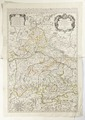 Karta över Bayern och dess stater, från 1675 - Skoklosters slott - 97981.tif