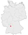 Karte Weinsberg in Deutschland.png