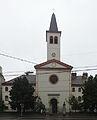 Kath. Filialkirche, Erlöserkirche und ehem. Redemptoristinnenkloster der Tröster von Gethsemane (7785) stitch IMG 6393 - IMG 6395.jpg