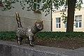 Katinas džentelmeno veidu, Klaipeida.jpg