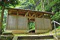 Katsuragi-mikumari-jinja haiden.JPG
