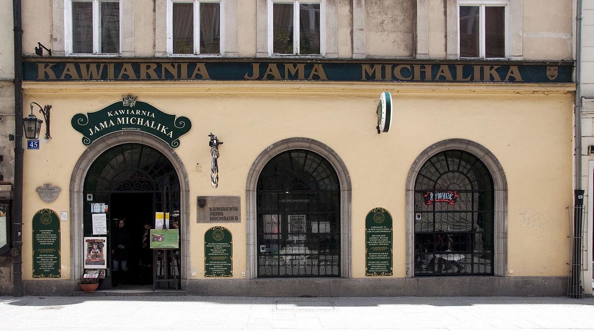 Kawiarnie Krakowskie