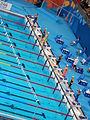 Kazan 2015 - 50m backstroke W final.JPG