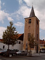 Sint Michiels church