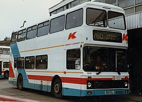 Keighley & District, Leyland Olympian, 906 K6 YCL - Flickr - Danny's Bus Photos.jpg